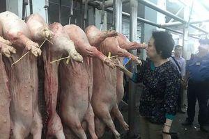 TP.HCM 'nói không với thực phẩm giả, thực phẩm kém chất lượng'
