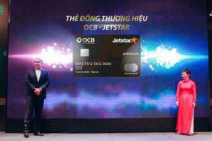 Hoàn tiền 5% khi mua vé máy bay Jetstar cho chủ thẻ đồng thương hiệu OCB - Jetstar