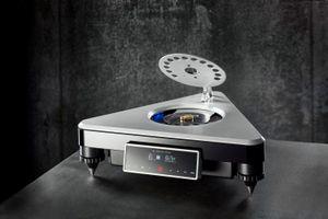 Gryphon Audio trình làng tác phẩm mới Ethos CD Player với tạo tác cơ khí vô cùng ấn tượng