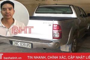 Khởi tố đối tượng dùng súng bắn người bị thương ở Hương Khê