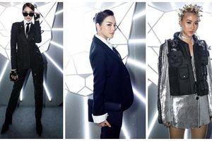 Hoa hậu Tiểu Vy, Ngọc Trinh, Lý Nhã Kỳ siêu chất còn một mình Nam Em 'lạc quẻ' giữa dàn khách mời