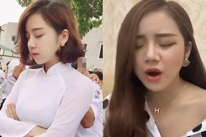 'Hotgirl ngủ gật' khiến fans tan chảy khi cover 'Anh đang ở đâu đấy anh' của Hương Giang Idol