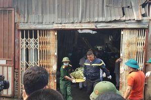 Báo cáo chính thức về vụ cháy khiến 8 người thiệt mạng và mất tích