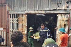 Phó Thủ tướng yêu cầu xử lý nghiêm vụ cháy khiến 8 người tử vong