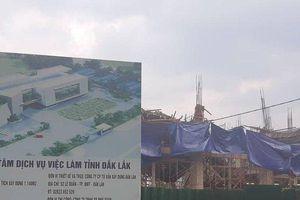Đắk Lắk: Sập công trình giáo, bê tông tươi 8 người nhập viện cấp cứu