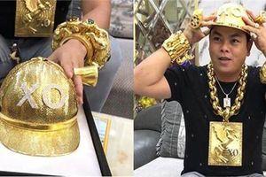 HOT: Toàn bộ số vàng Phúc XO đeo trên người đều là… đồ giả, chỉ để đánh bóng tên tuổi