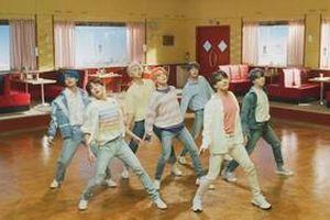 Vừa ra mắt vài tiếng đồng hồ, BTS đã thống trị trên toàn bộ iTunes Mỹ