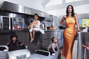 Khám phá siêu biệt thự triệu đô của Kim Kardashian, đừng ai ám ảnh vì độ xa hoa!