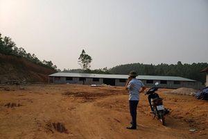 Sơn Dương, Tuyên Quang: Dùng đất rừng để xây trang trại trái phép quy mô lớn?