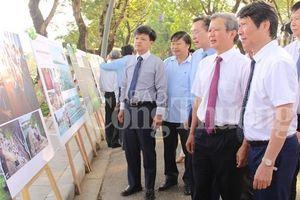 Thừa Thiên Huế: 223 bức ảnh nghệ thuật tại triển lãm 'Biển, đảo quê hương'