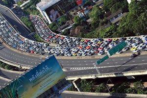 Tổng cộng 46 người chết và 482 người bị thương trong ngày đầu của Tết cổ truyền Thái Lan Songkran