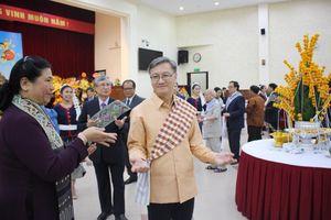 Việt Nam luôn nguyện cùng Lào phát huy truyền thống đoàn kết hữu nghị đặc biệt