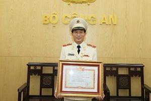 Chuyện về vị Tướng Cảnh sát cơ động đạt danh hiệu 'Chiến sỹ thi đua toàn quốc'