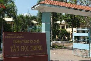 Nhóm 7 học sinh bị kỷ luật vì đánh hội đồng bạn học cùng trường