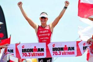Hơn 2.200 VĐV quốc tế gia tham gia giải Ironman 70.3 vô địch châu Á - Thái Bình Dương tại Đà Nẵng