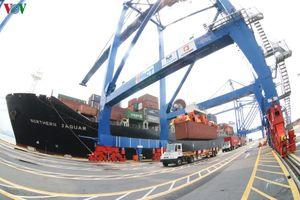 Chuyến tàu đầu tiên từ cảng Hải Phòng đi Hoa Kỳ và Canada