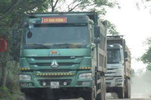 Quảng Ninh: Xe quá khổ, quá tải 'tung hoành' khắp huyện Vân Đồn