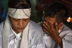 Vụ xe biển 6666 đâm vào đám tang: Tai ương ập xuống mảnh đời nghèo