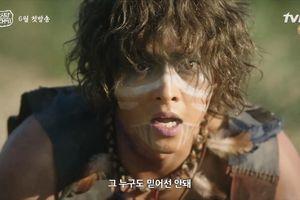 Song Joong Ki hóa người rừng trong bom tấn 'Asadal Chronicles'