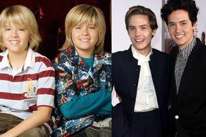 Cặp song sinh đóng 'Zack & Cody': Ký ức tuổi thơ của 9X, 10X đời đầu