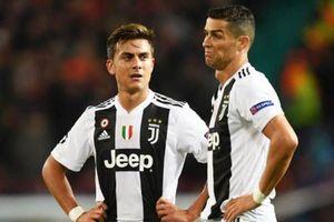 Juventus chưa thể vô địch Serie A sau trận thua ngược