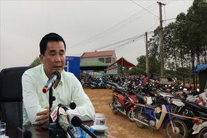 Giỗ Tổ Hùng Vương 2019: Không tránh khỏi các bãi đỗ xe tự phát