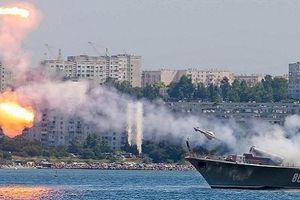 NATO siết vòng vây Nga: Bão lửa rình rập trên Biển Đen