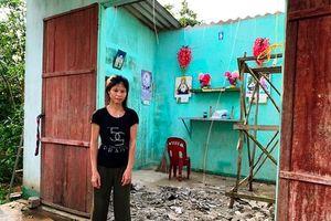 Lốc xoáy làm 49 ngôi nhà tại Xuân Trạch, Quảng Bình bị tốc mái
