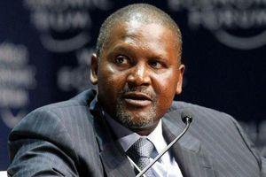 Tỷ phú giàu nhất Châu Phi rút 10 triệu USD xếp đống... để ngắm