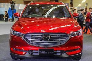 Mazda CX-8 ra mắt tại Malaysia chờ ngày về VN