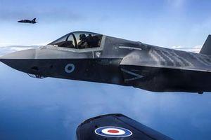 Đưa F-35B đến gần Syria, nước Anh đang 'ủ mưu' gì?