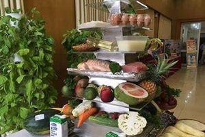 Tăng cường biện pháp kiểm soát an toàn thực phẩm vào trường học
