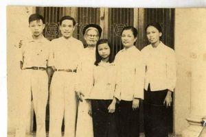 Nữ sĩ Sầm Phố: Mẫu thân của hai nhà trí thức tiêu biểu Việt Nam