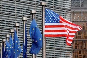 EU đã lên danh sách khoảng 20 tỉ Euro hàng nhập khẩu từ Mỹ để áp thuế