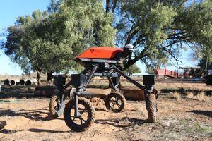 Robot AI làm nông ở Úc