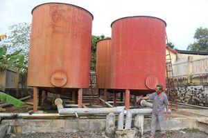 Công trình nước sạch bỏ hoang ở Đắk Nông - Kỳ 2: Tiền tỉ chỉ bán phế liệu