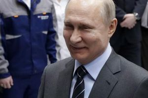 Tiết lộ bất ngờ về thu nhập của Tổng thống Nga Putin