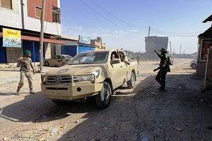 Máy bay quân miền đông Libya oanh tạc cơ sở chính phủ tại thủ đô Tripoli