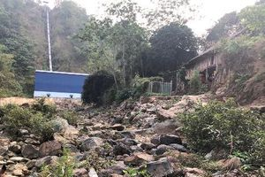 Người dân nơm nớp vì sống dưới nhà máy thủy điện