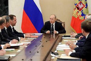 Mức thu nhập của TT Putin và các quan chức cấp cao Nga năm 2018 là bao nhiêu?