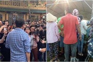 Cố nghệ sĩ Anh Vũ đã yên giấc ngàn thu nhưng câu chuyện về đám đông xấu xí làm cách nào có thể khỏa lấp?