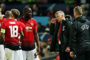 HLV Solskjaer mạnh miệng hứa Man Utd lọt top 3 Premier League ở mùa này