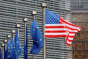 EU 'bật đèn xanh' cho tiến trình phán thương mại với Mỹ