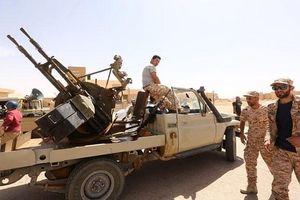 Quân đội Quốc gia Libya tự xưng chiếm ưu thế tấn công