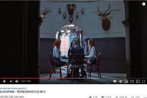 Trong lúc mọi người còn mải mê dõi theo BTS, BlackPink lại vừa thu về thành tích mới trên YouTube