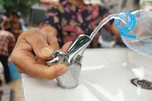 Trụ nước sạch tại vòi: Ý thức quyết định hiệu quả