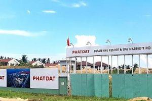 Điều tiếng Phát Đạt Corp ở TP.Hội An - Quảng Nam