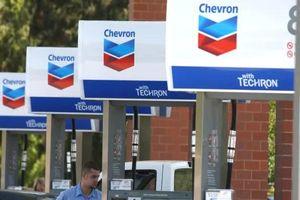 Chevron chi 33 tỷ USD mua lại Anadarko