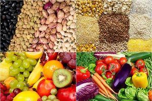 Chế độ ăn giúp thận luôn khỏe mạnh