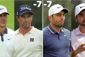 Vòng 2 Masters: 5 golfer cùng giữ đỉnh bảng, Garcia, Rose bị loại